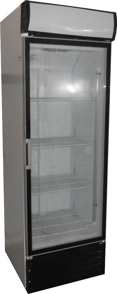 Fridge Star 450lt Single Door Beverage Cooler Direct Cooling