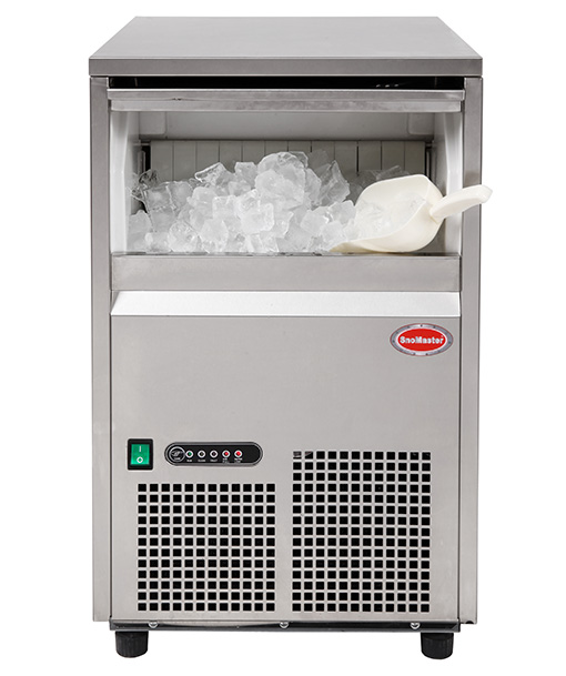 26kg automatic ice machine direct cooling. Black Bedroom Furniture Sets. Home Design Ideas