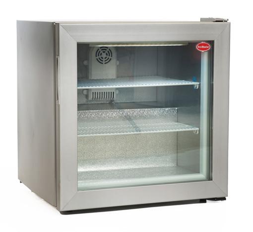 50lt Countertop Freezer Direct Cooling