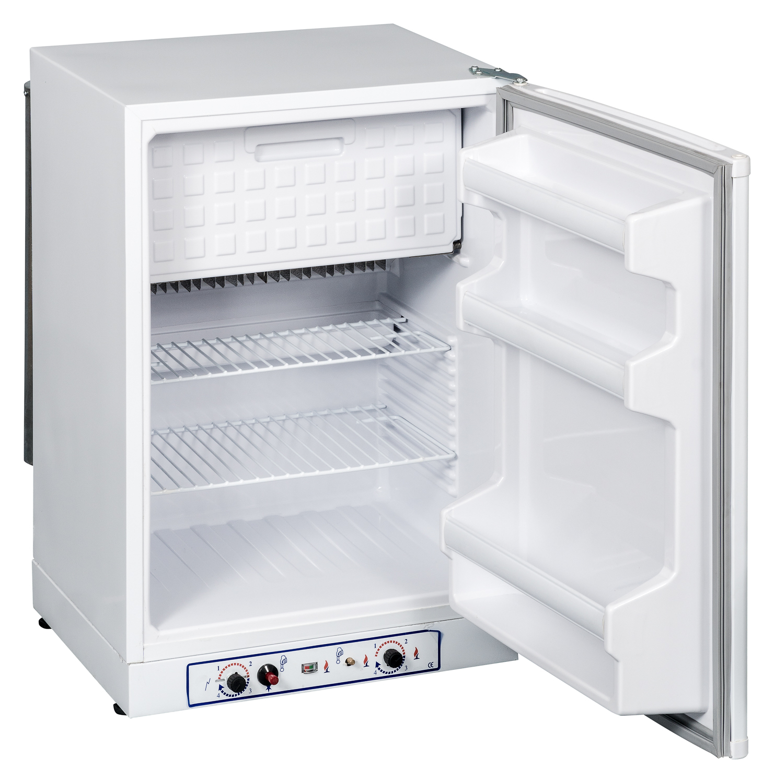 100lt Gas Electric Fridge Direct Cooling