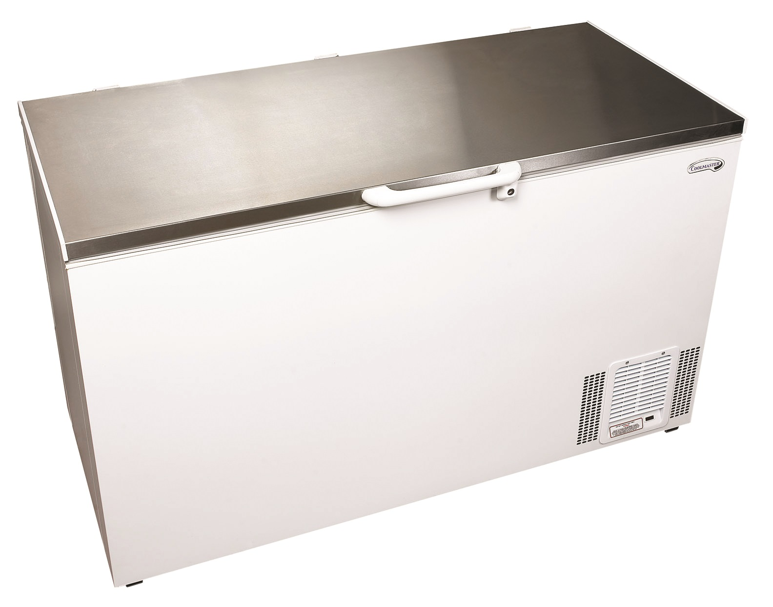 520lt Commercial S S Lid Chest Freezer Direct Cooling