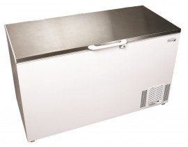 VC520SL 520lt Commercial Stainless Steel Lid Chest Freezer