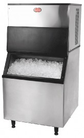 SM-250 250kg Automatic Ice Machine ( Ice Bin Included)