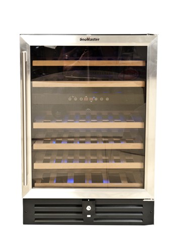 VT-46  46 Bottle Dual Wine Cooler