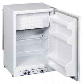 CR100 100lt LP Gas or Electric Bar Fridge with Mini Freezer Compartment