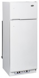 DC265PRD 265lt Paraffin Upright Fridge/Freezer Combi