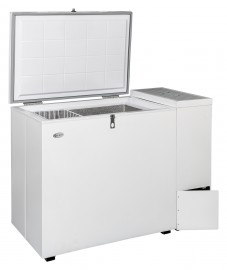 DC230IPF 230lt Paraffin Chest Freezer