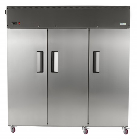 RIF03  1600lt 3 Door Reach-In Fridge