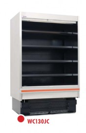 WC130JC 1.3m High Back Wall Chiller
