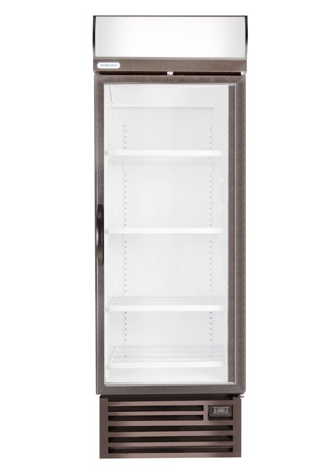 Hd690 455lt Single Door Beverage Cooler With Temperature