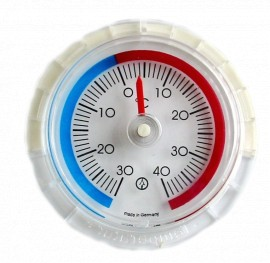 ZMT 30/40 BIMETAL THERMOMETER (DEGREES CELSIUS)