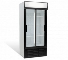 MPM890XGAHB 580lt Double Door Sliding Beverage Cooler