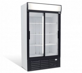 MPM1140GAHH 753lt Double Door Sliding Beverage Cooler