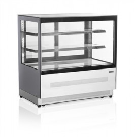 LDP1200F 191lt Refrigerated Glass Display Case