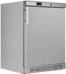 UF200S 120lt Stainless Steel Upright Freezer