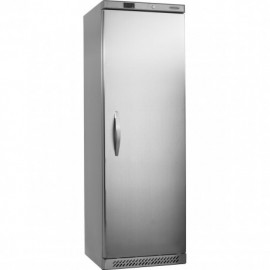 UF400S 340lt Upright Stainless Steel Freezer