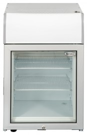 MED100R 84lt Counter Top Glass Door Medical Cooler (SAHPRA APPROVED)